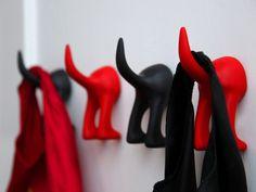 dog tail hangers