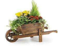 Search results for: 'wooden-wheelbarrow-planter' - Modern Design Small Flower Pots, Flower Planters, Diy Flower, Wooden Planters, Wooden Garden, Wall Planters, Wheelbarrow Planter, Planter Garden, Flower Pot Design