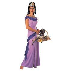 Roman+Empress+Dress | Adult Roman or Greek Goddess Costume