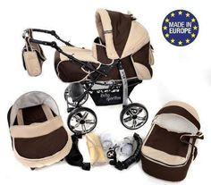 Oferta: 249€ Dto: -34%. Comprar Ofertas de Baby Sportive - Sistema de viaje 3 en 1, silla de paseo, carrito con capazo y silla de coche, RUEDAS ESTÁTICAS y accesorios, barato. ¡Mira las ofertas!