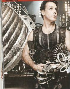 Mr. Till Lindemann