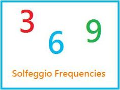 Some believe that the secret sound healing power of Solfeggio Frequencies has to do with the fact that each of the Solfeggio Frequencies is based on the numbers 3, 6 or 9. These numbers are said to be extra powerful. See what experts have to say about the numbers 3, 6 and 9. The Numbers …
