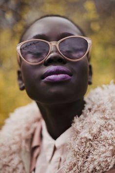 Beauty Style Watch   Bold Statement Lips - Munaluchi Bridal Magazine