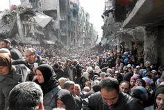 Syria wyniszczona wojną