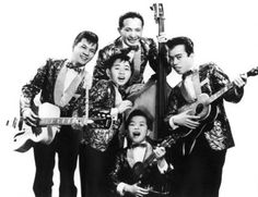 "Stanley Kahn discovered The Rocky Fellers, a doo-wop band in the 1960s, signing them to Scepter Records. The group was composed of 4 Filipino brothers: Tony, Junior, Eddie, and Albert Maligmat, and their father, Doroteo ""Moro"" Maligmat. They had a hit single called ""Killer Joe"", written by Bert Russell and Bob Elgin which hit #16 on the Billboard Hot 100 charts in 1963. Among their other recordings was a Christmas novelty song, ""Santa, Santa"", written by a then-unknown songwriter, Neil…"