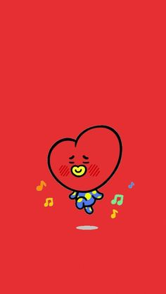 Tata monsta x, lock screen wallpaper, iphone wallpaper bts, iphone backgrou Cartoon Wallpaper, Bts Wallpaper, Iphone Wallpaper, Iphone Backgrounds, Screen Wallpaper, Bts Taehyung, Bts Bangtan Boy, Chibi Bts, Line Friends