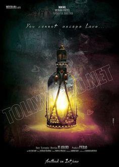 Nikhil, Heebah's movie  Pre-Look