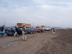 Iraqi gas line
