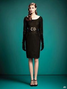 Atractivos vestidos de moda increíbles | Colección de vestidos Gucci