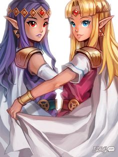 Princesses des Deux Faces