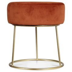 Velvet Stool Powder pink Smallable Home Design Adult Black Dining Room Chairs, Accent Chairs For Living Room, Bar Chairs, Living Rooms, Velvet Footstool, Velvet Stool, Metal Furniture, Home Furniture, Bench Furniture