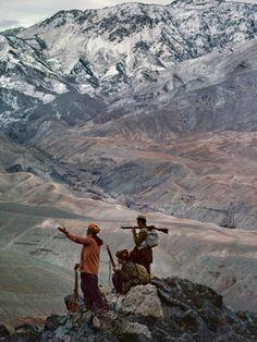 Reporters sans frontières — 100 photos de Steve McCurry pour la liberté de la presse//afganistan