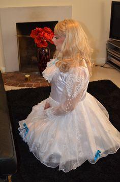 Transvestite maid