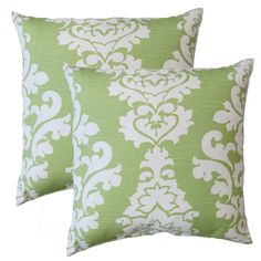 Found it at Wayfair - Premiere Home Damask Throw Pillow