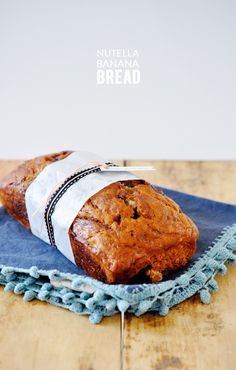 Nutella Banana Bread: http://www.stylemepretty.com/collection/3375/