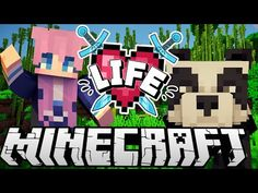 Pandas! | Ep. 5 | Minecraft X Life SMP - YouTube Ldshadowlady Fan Art, Ladies Video, Cat Crying, Thing 1, Episode 5, Minecraft, Childhood, Survival, Youtube