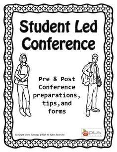 This handbook was created to help teachers conduct effective student led conferences. It includes:Objectives for student led conferencesTips on organizing student led conferences Checklists for students and teachers Templates for schedules Sample letter to parents Sample scripts to teach your studentsSample formsSample portfolio contentParent assignments/ homework