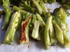 <p>I love french fries. My vices entirely centre around fries and potato chips. Crunchy, salty, deliciousness is just something you can't beat. Yes, okay, broccoli is never truly going to taste exactly like French Fries, per se. But these crunchy, salty, delicious little tidbits satisfy my craving 100% (and I …</p>