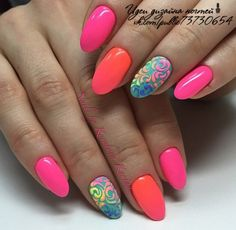 take a look at The Top 30 Trending Nail Art Designs Of All Season. Funky Nails, Love Nails, Pretty Nails, Romantic Nails, Nail Polish Art, Sexy Nails, Rainbow Nails, Fabulous Nails, Holiday Nails