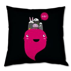 Coussin Boule Coco by SUSHISEB.
