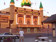 Corn Palace in Mitchell, South Dakota