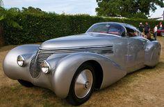1937 Hispano-Suiza H6C Dubonnet