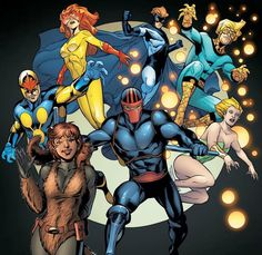 """#OFFICIAL: The #NewWarriors TV series is coming with #SquirrelGirl as the lead character - of course if you were watching the Pete's Basement Show back in August - YOU KNEW THAT ALREADY! #NewsBeforeItsNews The show has received the green light from the Freeform cable channel. It will be Freeform's second MCU entry alongside Cloak and Dagger. Debuting in 2018 """"The New Warriors"""" will be a 10-episode 30-minute comedy with Squirrel Girl as the lead character. """"Scrubs"""" vet Kevin Biegel is in…"""