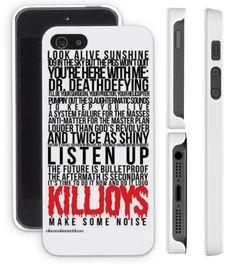 iPhone 5s case. Mcr na na na