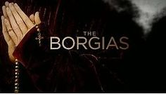 The Borgias is a 2011 historical fiction cinematic television series created by Neil Jordan.    The series is based on the Borgia family, an Italian dynasty of Spanish origin, and stars Jeremy Irons as Pope Alexander VI with François Arnaud as Cesare, Holliday Grainger as Lucrezia, David Oakes as Juan and Aidan Alexander as Gioffre Borgia. Derek Jacobi and Colm Feore also star as Cardinals Orsini and della Rovere.