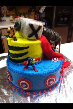 Avenger cake pan I approve Nice Pinterest Avenger cake