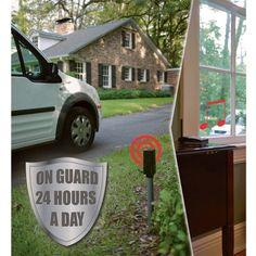 Mighty Mule Wireless Driveway Vehicle Alert System