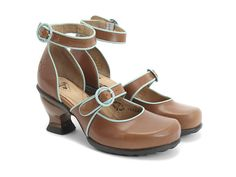 Joy (Brown)...perfect name for these shoes. JOY :)
