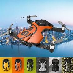 [ $20 OFF ] Original S6 Drone Camera Updated Quadcopter With 4K Hd Camera Drone Wifi Rc Helicopter Pocket 13 Million Pixels