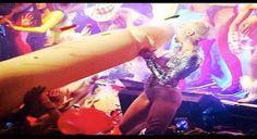 Armario de Noticias: Miley Cyrus experimenta el porno