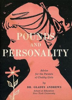 Book cover: Pounds and Personality