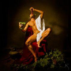 DIONYSUS/DIONYSOS - by Aurelio Monge
