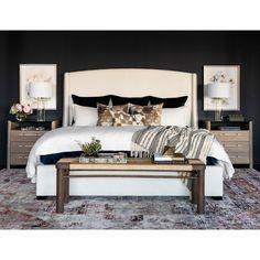 Room Ideas / Bedroom / Welcome Refuge – High Fashion Home Bedroom Layouts, Room Ideas Bedroom, Home Decor Bedroom, Ikea Bedroom, Modern Bedroom Furniture, Bedroom Wardrobe, Couple Bedroom Decor, Classy Bedroom Ideas, Adult Bedroom Ideas