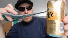 FUN WITH BEERCANS VLOG 17# HENRY'S PLANNEET