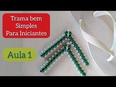 "CURSO CHINELOS Decorados p/ Iniciantes ""2020"" (Aula 1) - Maguida Silva - YouTube"
