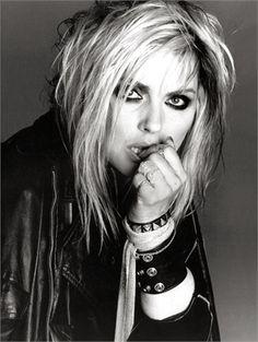 Francesco Scavullo - Debbie Harry - Original punk chic