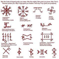 Símbolos nórdicas