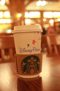 Disney  now has several Starbucks locations...a  VERY controversial decision to convert the Main St Bakery.