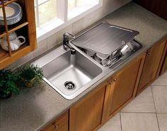 In Sink, el fregadero-lavavajillas de Kitchen Aid