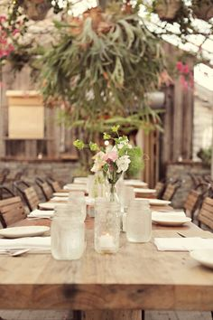 relaxed, outdoor wedding
