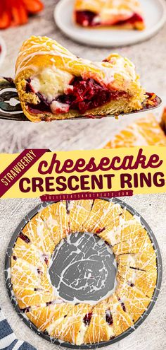 Feel like a master of summer recipes with this strawberry cheesecake crescent ring recipe! Ready in just 30 minutes, make any ordinary day feel like a holiday with this tasty breakfast treat. Pin this now! Strawberry Cheesecake, Cheesecake Recipes, Crescent Ring, Summer Recipes, Breakfast Recipes, Recipe Ready, Ordinary Day, Tasty, Culinary Arts