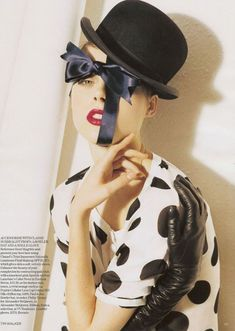 Coco Rocha • Tim Walker • Vogue UK
