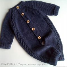 Sewing Baby Clothes, Baby Clothes Patterns, Crochet Baby Clothes, Baby Boy Knitting Patterns Free, Knitting For Kids, Tricot Baby, Winter Baby Clothes, Crochet For Boys, Baby Dress