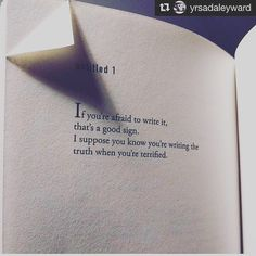 Will do. #amwriting #yrsadaleyward #writewhatscaresyou #lowresidencymfa #creativewriting #writerslife #mywriting #writersofinstagram #writing #writer #lifeofawriter #authorslife #justwrite #writingcommunity #writersofig #writersofinsta #writerscommunity #novelwriting #novelistsofinstagram