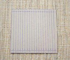 Trace as linhas unindo os dois lados Lana, Macrame, Bullet Journal, Diy Crafts, Quilts, Rugs, Crochet, Montessori, Beading