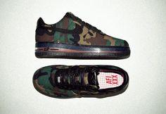 "Nike Air Force 1 Low Max Air VT ""Camo"""